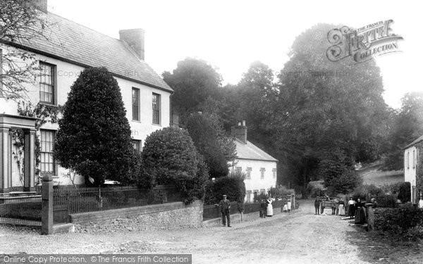 Photo of Feniton, The Village 1906
