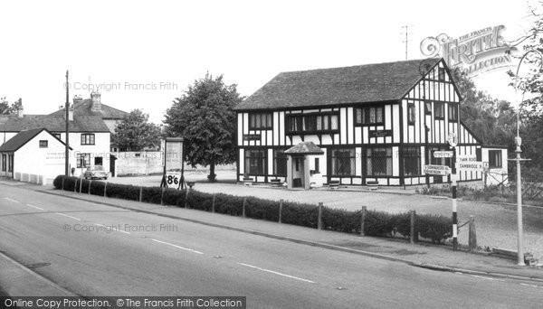 Fenstanton, Tudor Hotel c1965