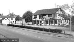 Fenstanton, Tudor Hotel c.1965