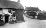 Feock, Churchtown 1936