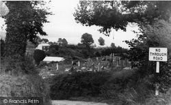 Feock, From The Village c.1955
