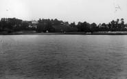 Feock, Loe Beach From River Fal 1936