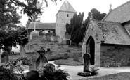 Feock, St Feock's Church 1936