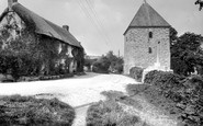 Feock, St Feock's Church Tower 1936