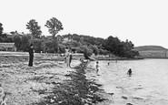 Feock, The Beach c.1955