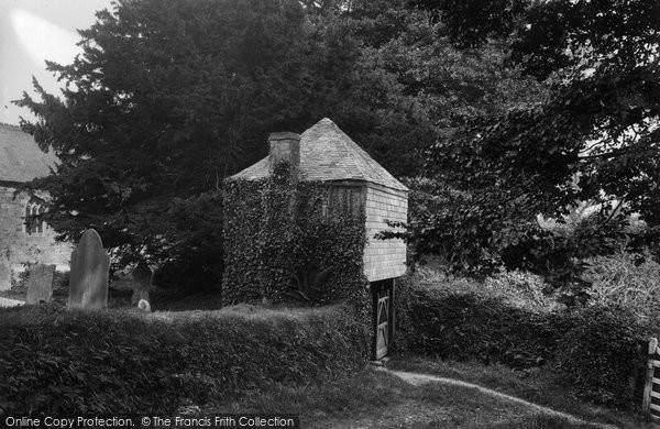 Photo of Feock, The Old Vestry 1936