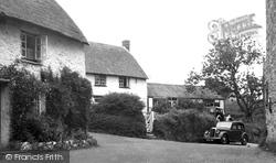 Feock, The Village c.1955
