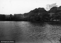 Feock, Trelissick From River Fal 1936