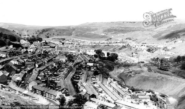 Photo of Ferndale, And Blaenllechau c.1955