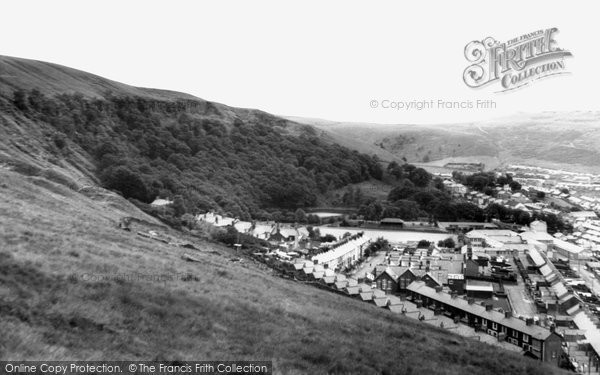 Photo of Ferndale, And Darran Park c.1955