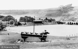 Darran Park Playground c.1955, Ferndale