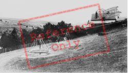 Darren Park Playground c.1955, Ferndale