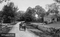 Cooksbridge Mill 1910, Fernhurst