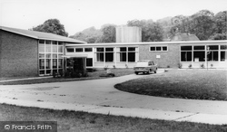 Fernhurst, County Primary School c.1960