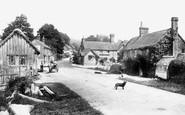 Fernhurst, Cross Roads 1908