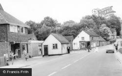 Fernhurst, Cross Roads c.1960