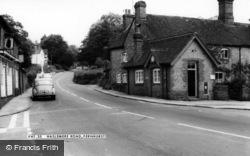 Haslemere Road c.1965, Fernhurst