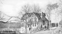 Kingsley Green Guest House c.1930, Fernhurst