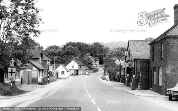 Fernhurst, Midhurst Road c1965
