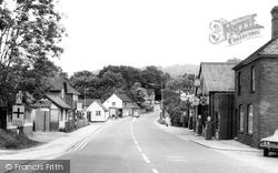 Midhurst Road c.1965, Fernhurst