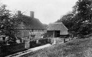 Fernhurst, Old Tannery 1908