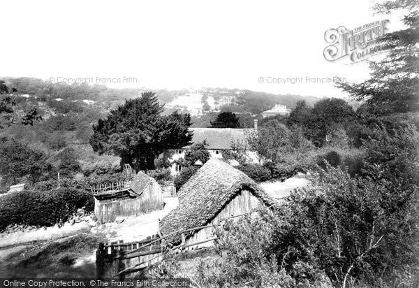 Fernhurst, Pop Moor 1908