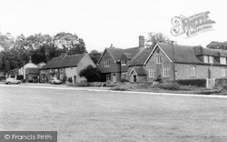 Fernhurst, Red Lion And Old School c.1960
