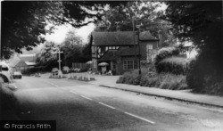Spread Eagle Hotel c.1960, Fernhurst