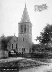 St Margaret's Church 1899, Fernhurst