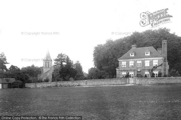 Fernhurst, the Church 1899