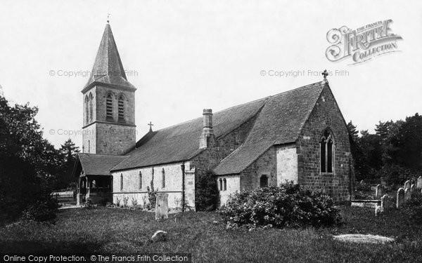 Fernhurst, Church 1908