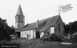 St Margaret's Church 1908, Fernhurst