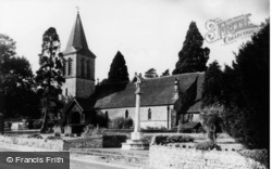 Fernhurst, St Margaret's Church c.1950