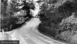 Vann Road c.1960, Fernhurst