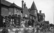 Fernhurst, Verdley Place 1902