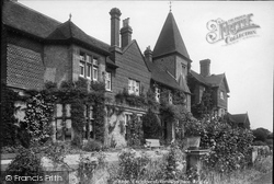 Fernhurst, Verdley Place 1902