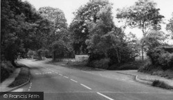 Fernhurst, View From Timberscombe c.1960
