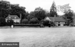 Fernhurst, Village Green From The South c.1960