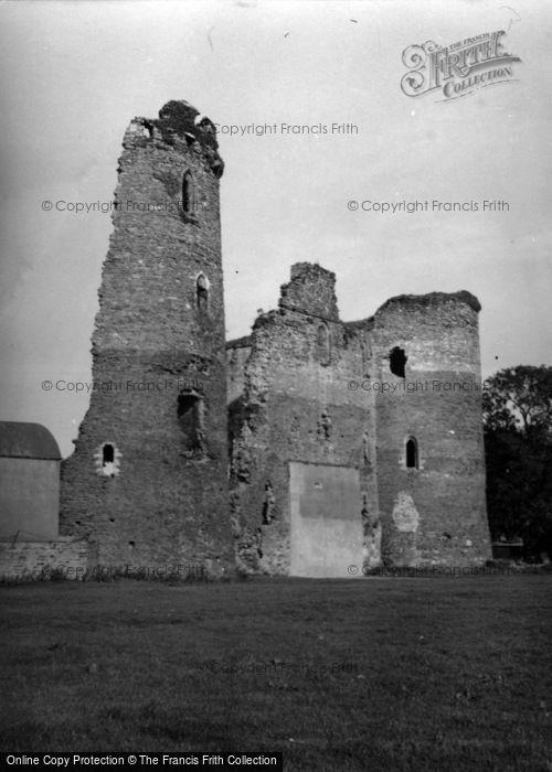 Photo of Ferns, Castle 1957