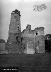 Ferns, Castle 1957