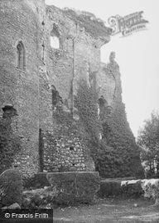 Castle, Wall 1957, Ferns