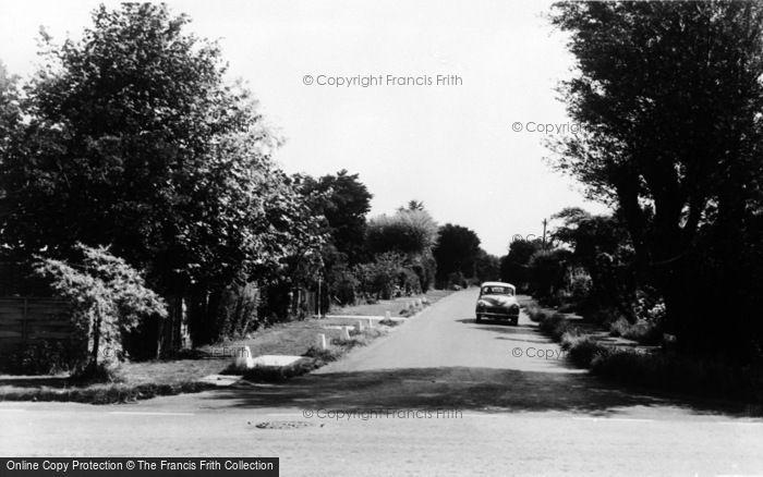 Photo of Ferring, Beehive Lane c.1960