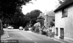Ferring, Church Corner c.1960