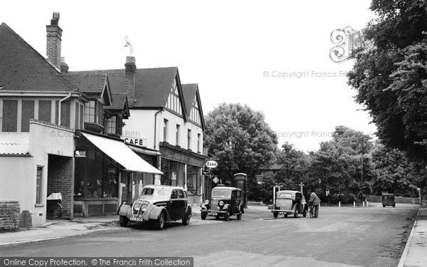 Photo of Ferring, Ferring Street 1952