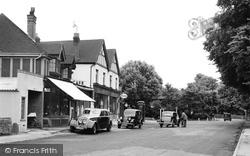 Ferring, Ferring Street 1952