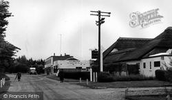 Ferring, Ferringham Lane c.1955