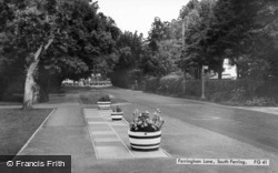 Ferring, Ferringham Lane c.1960