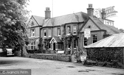 Ferring, Greystoke Manor Hotel c.1950