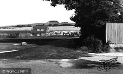 Ferring, Highdown Hill c.1965