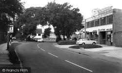 Ferring, Main Road c.1960